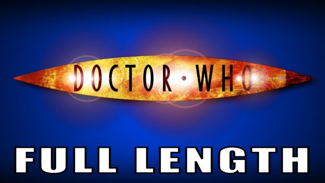 Doctor Who Full Length Icon_00000