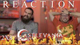 Castlevania 2×8 Reaction EARLY ACCESS
