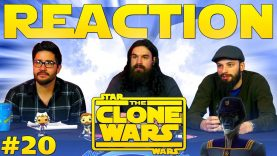 "Star Wars: The Clone Wars 020 – 1×15 EARLY ACCESS ""Trespass"""