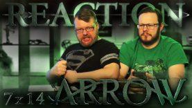 Arrow 7×14 Reaction