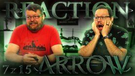 Arrow 7×15 Reaction
