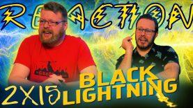 Black Lightning 2×15 Reaction