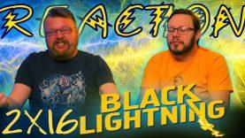 Black Lightning 2×16 Reaction