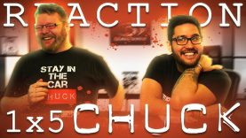 Chuck 1×5 Reaction