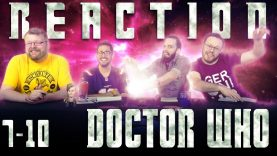 Doctor Who 7×10 Reaction