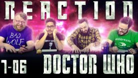 Doctor Who 7×6 Reaction