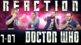 Doctor Who 7×7 Reaction