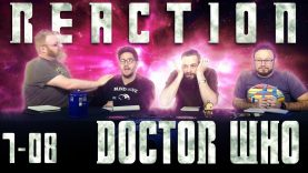 Doctor Who 7×8 Reaction