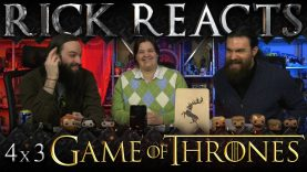 """RICK REACTS: Game of Thrones 4×3 """"Breaker of Chains"""""""