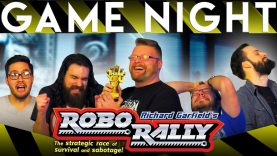 Robo Rally Game Night EARLY ACCESS