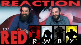 RWBY Red Trailer Reaction Rick and Calvin
