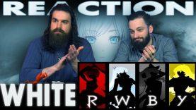 RWBY White Trailer REACTION Rick and Calvin