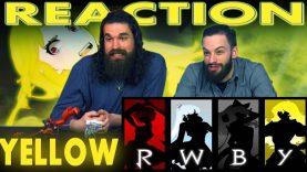 RWBY Yellow Trailer Reaction Rick and Calvin