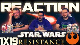 Star Wars Resistance 1×19 Reaction