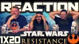 Star Wars Resistance 1×20 Reaction