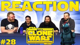 Star Wars: The Clone Wars #29 Reaction