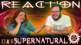 Supernatural 13×8 Reaction EARLY ACCESS