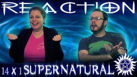 Supernatural 14×1 Reaction