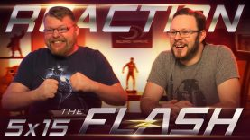 The Flash 5×15 Reaction