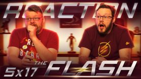 The Flash 5×17 Reaction
