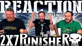 The Punisher 2×7 Reaction
