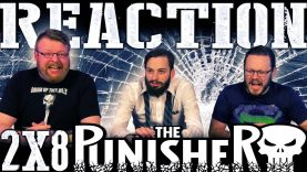 The Punisher 2×8 Reaction
