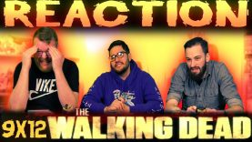 The Walking Dead 9×12 Reaction