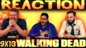 The Walking Dead 9×13 Reaction