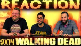 The Walking Dead 9×14 Reaction