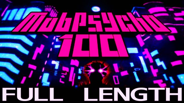 Mob Psycho 100 full length icon_00000