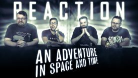 An Adventure in Space and Time Reaction EARLY ACCESS