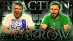 Arrow 7×18 Reaction