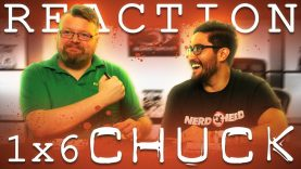 Chuck 1×6 Reaction