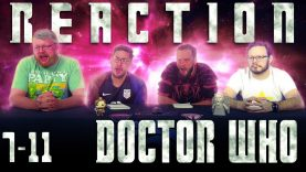 Doctor Who 7×11 Reaction