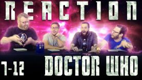 Doctor Who 7×12 Reaction
