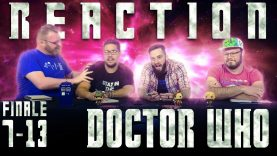 Doctor Who 7×13 Reaction