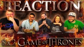 Game of Thrones 8×2 Reaction