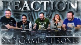 Game of Thrones 8×3 Reaction