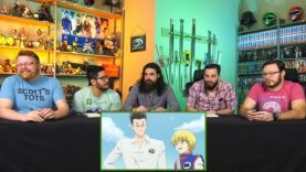 Hunter x Hunter 08 Reaction