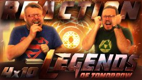 Legends of Tomorrow 4×10 Reaction
