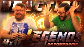 Legends of Tomorrow 4×11 Reaction