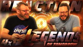 Legends of Tomorrow 4×12 Reaction