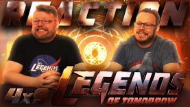 Legends of Tomorrow 4×9 Reaction