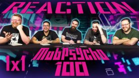 Mob Psycho 100 1×1 Reaction