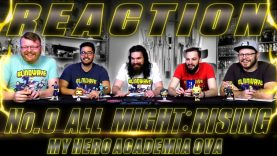 My Hero Academia OVA: All Might Rising Reaction