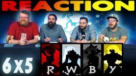 RWBY 6×5 Reaction