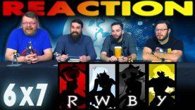 RWBY 6×7 Reaction