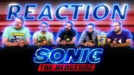 Sonic The Hedgehog (2019) – Official Trailer Reaction