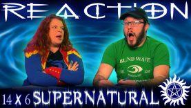 Supernatural 14×6 Reaction
