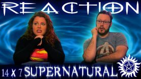 Supernatural 14×7 Reaction